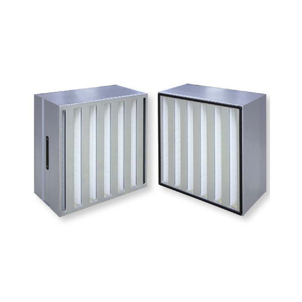 Standard and High Capacity HEPA Filters